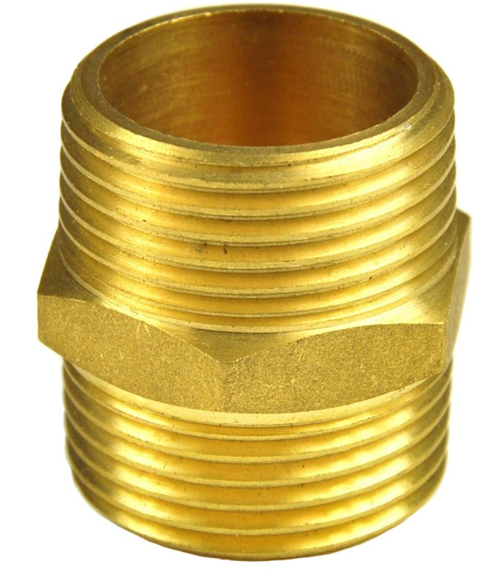 "1"" Brass Fitting 149326"