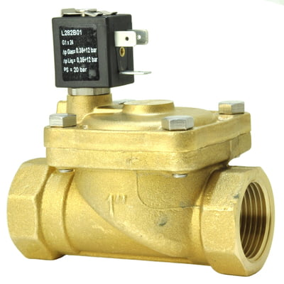 "WRAS Approved Solenoid Valve 2""BSP Normally Closed 24VAC"